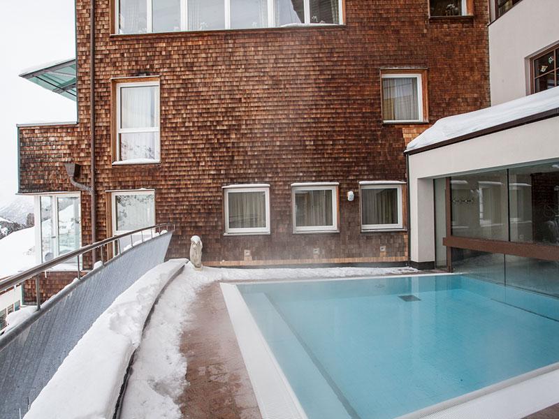 Hotel Bergwelt ****s, Obergurgl