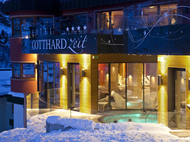 Hotel Gotthard-Zeit ****s, Obergurgl
