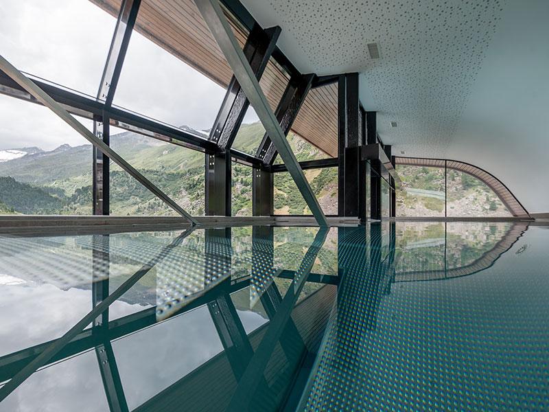 Lifestyle Hotel Josl, Obergurgl